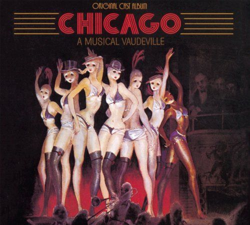Chicago Original Broadway Artwork