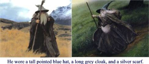 Lord of the Rings Discussion 2005-06 - Book I