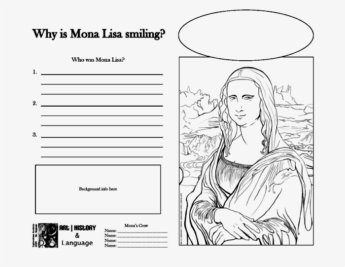 Art worksheets for high school
