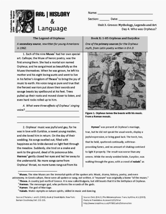 Art History Worksheets. Worksheets. Newsofthewired Thousands of ...